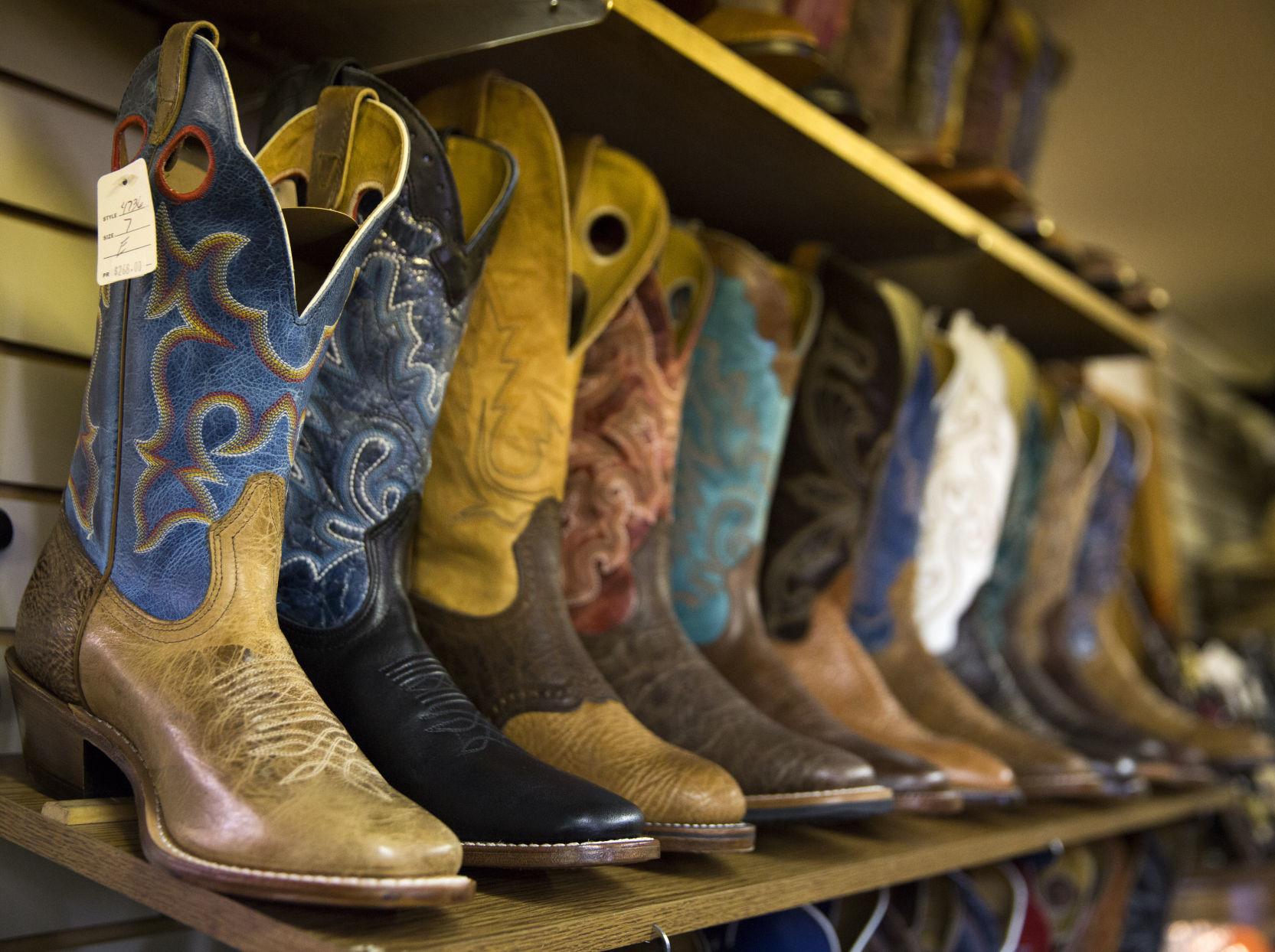 The shoe repair shop     magicvalley.com