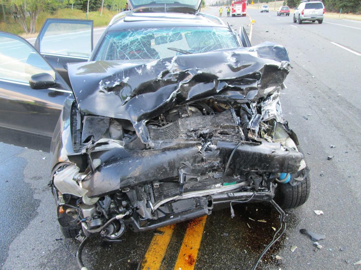 Blaine County crash