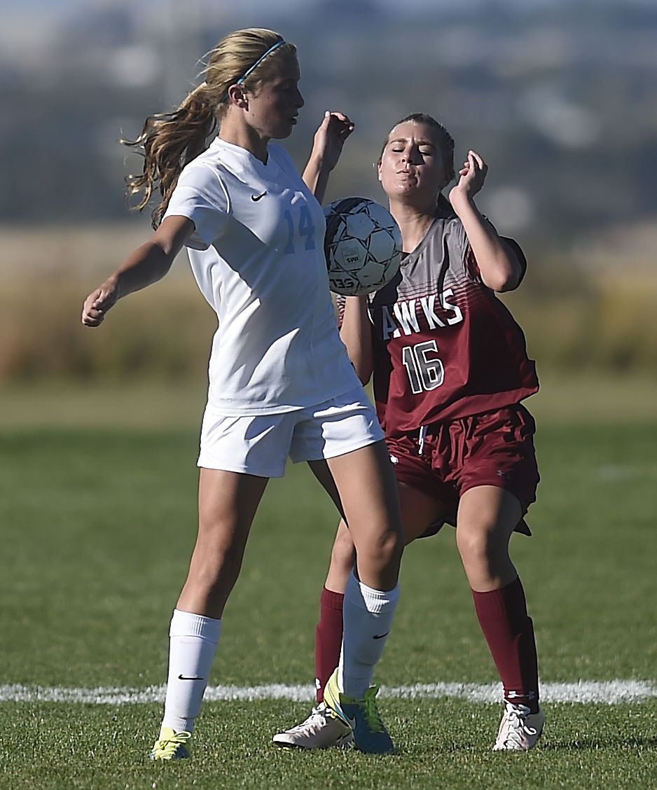 Girls Soccer - Canyon Ridge Vs. Twin Falls