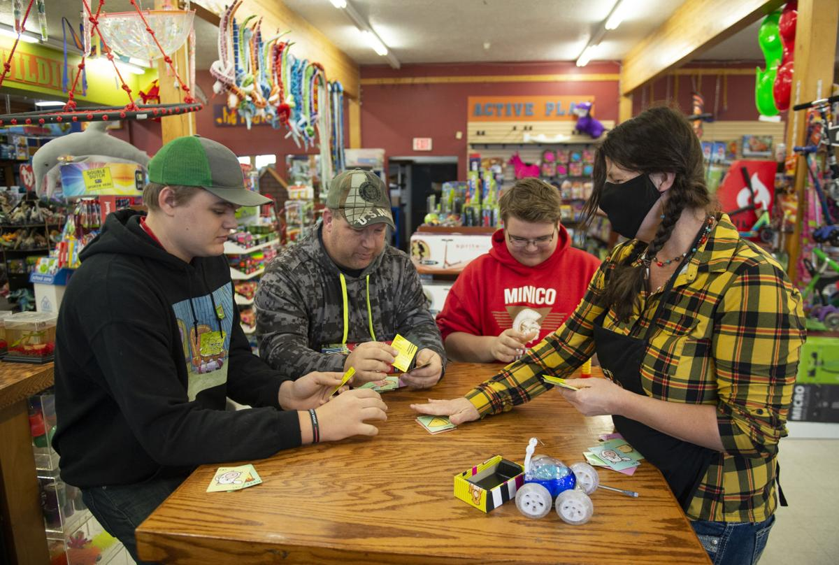Toytown prepares for holiday shopping