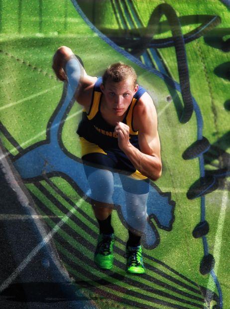 Athlete of the Year: Runner - Johnny Lancaster
