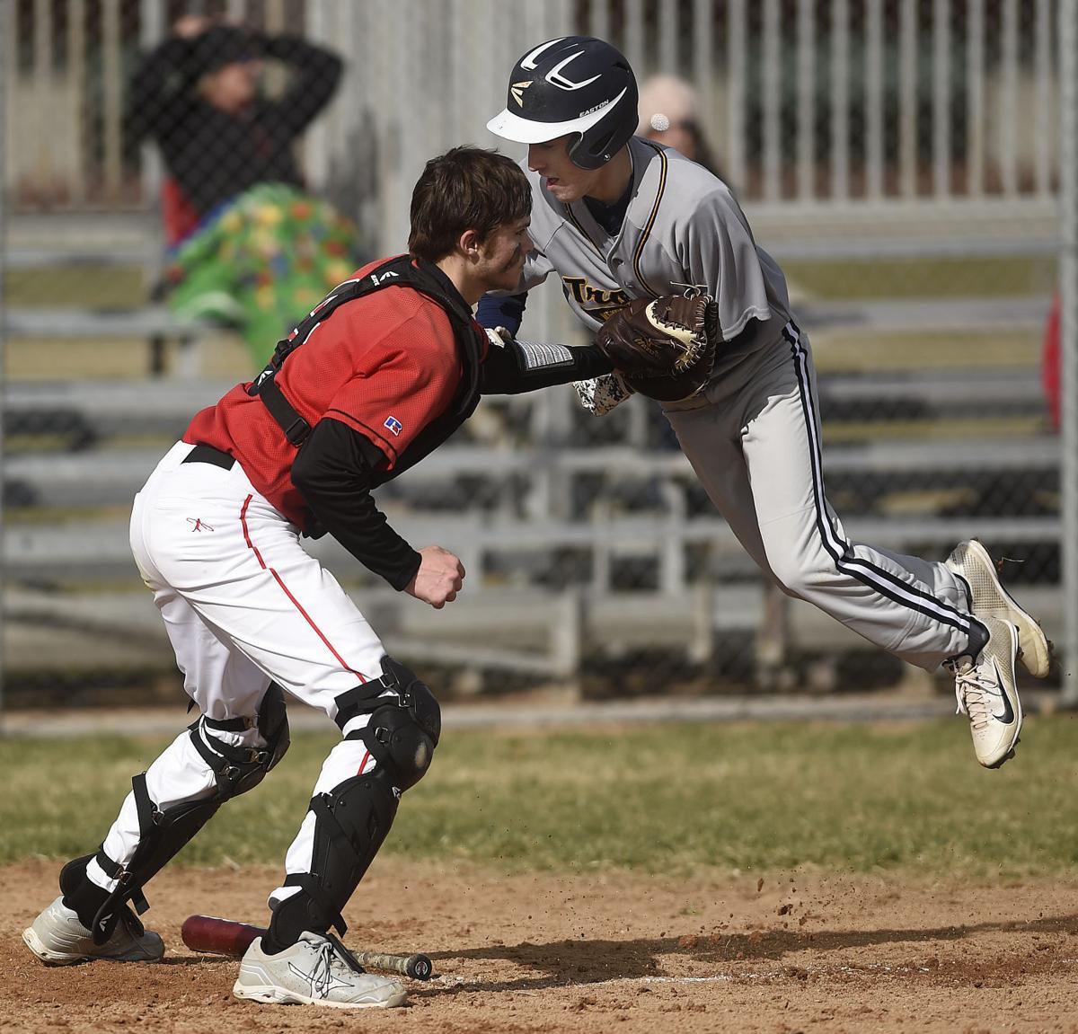 Baseball - Wendell Vs. Kimberly
