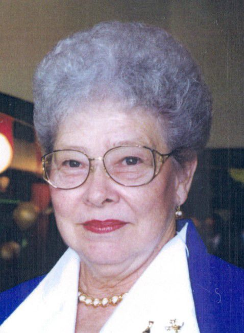 Obituary: Mildred (Brown) Priess