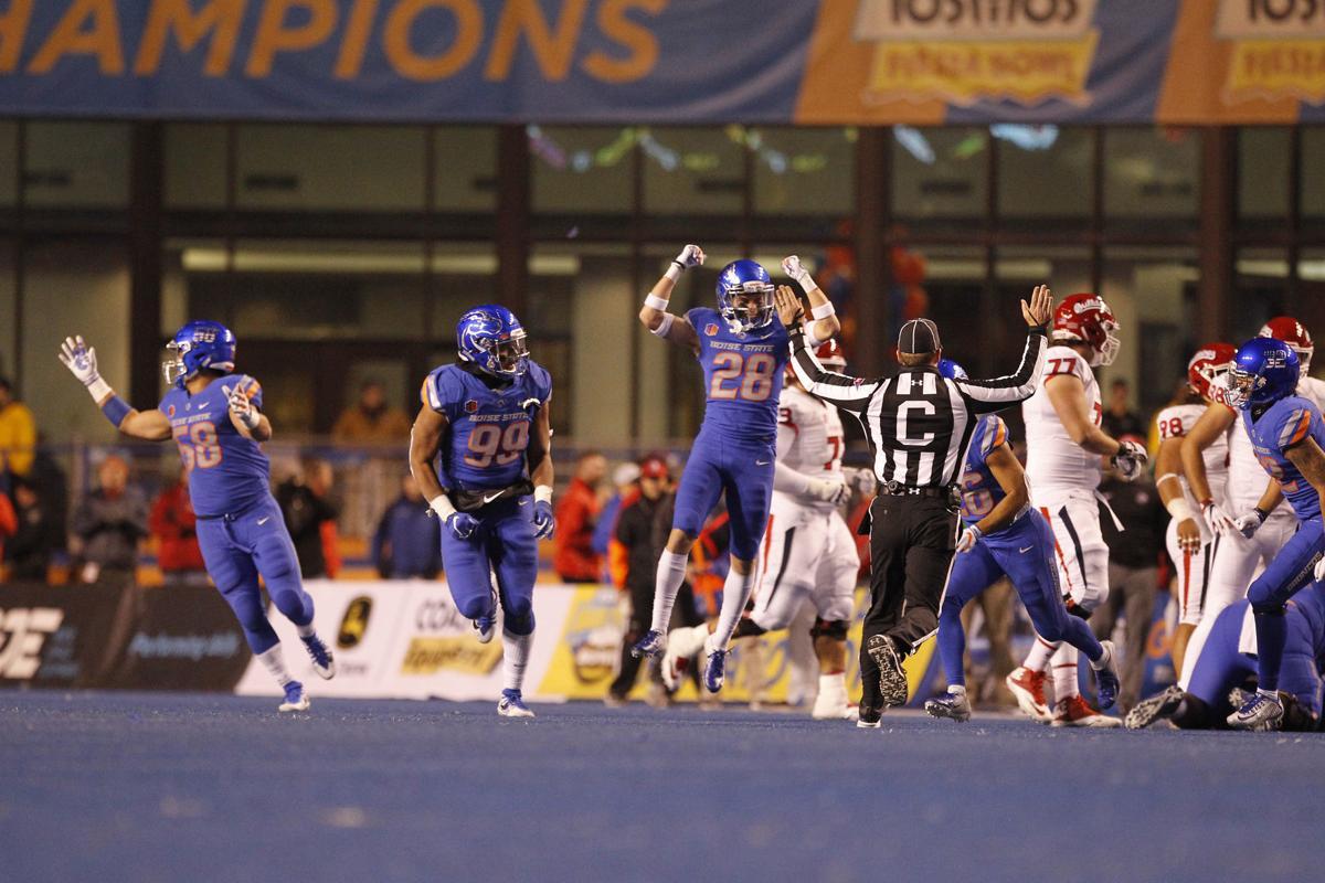 Boise State-Fresno State MWC Championship