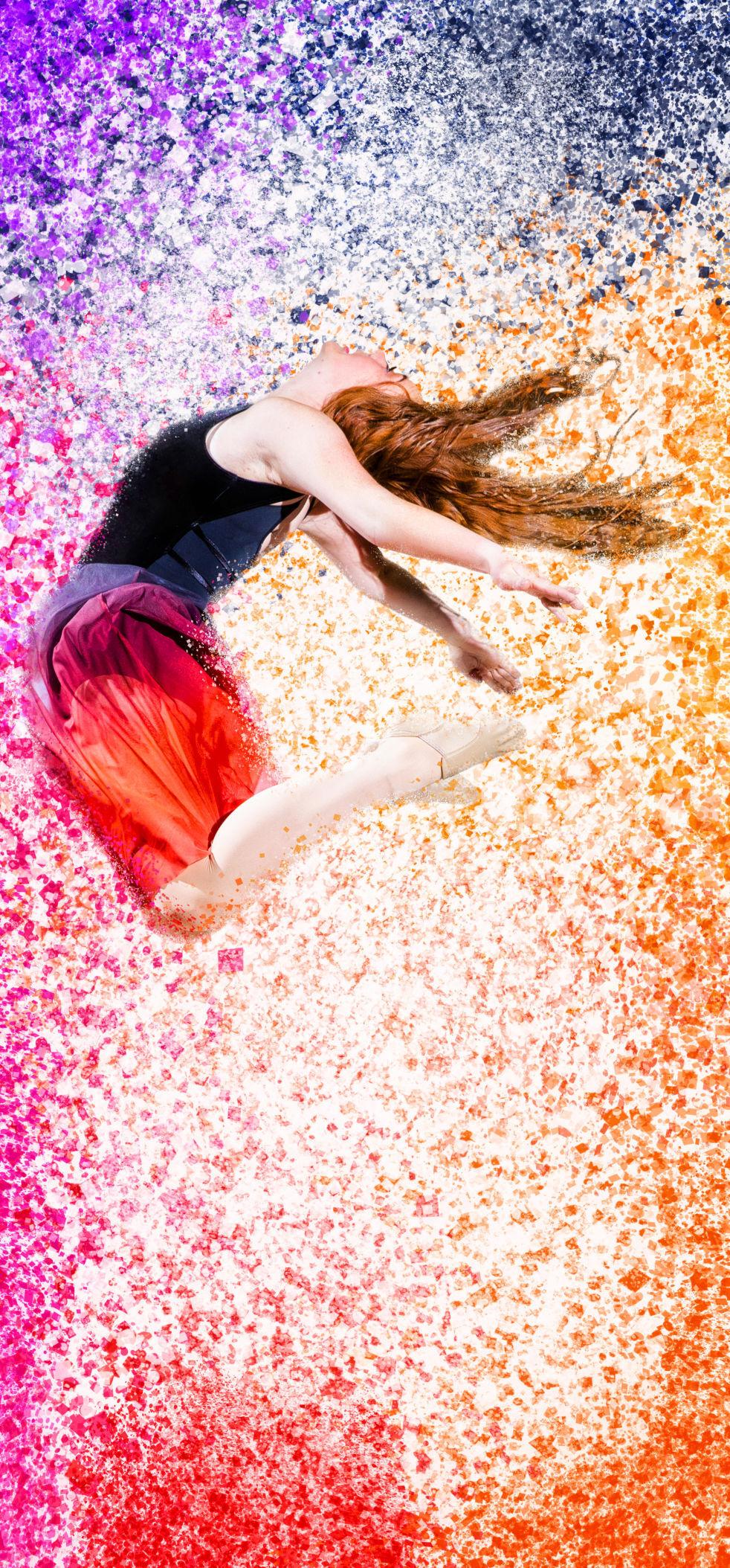 Jaeli Garrard, dancer of the year