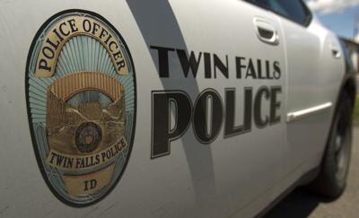 Twin Falls Police Car