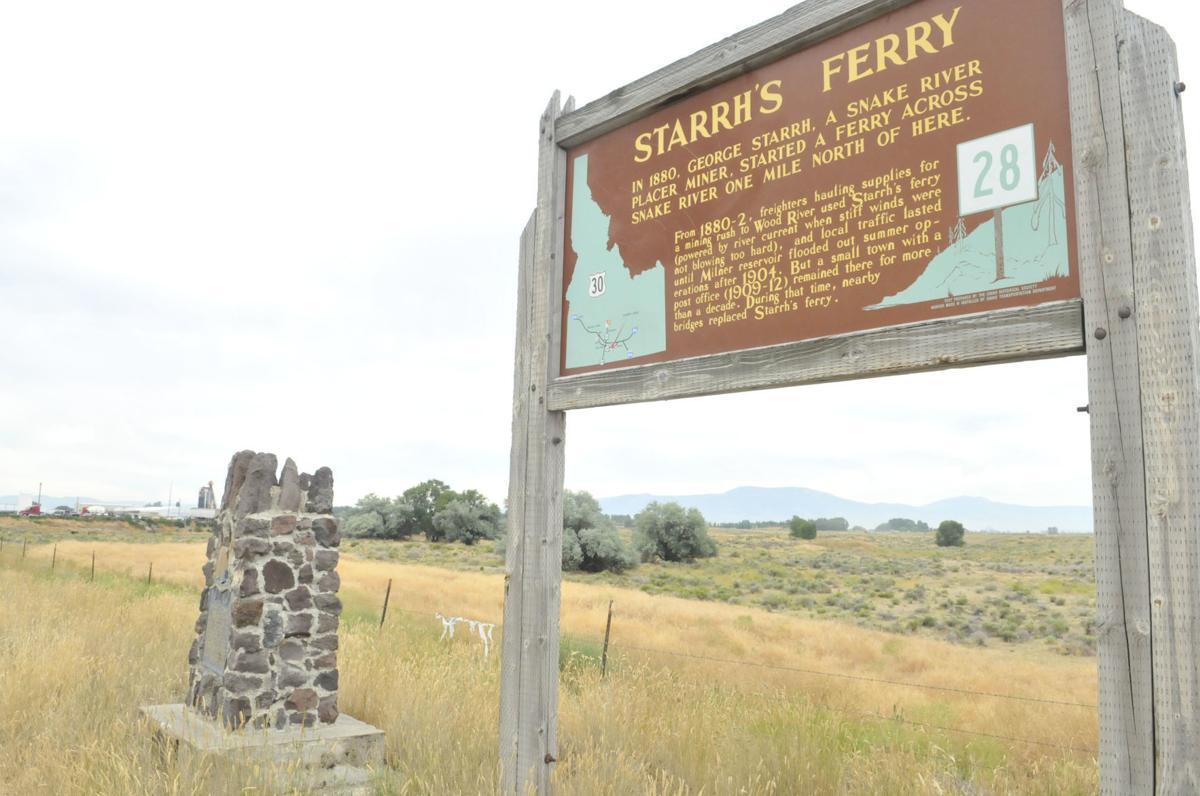 Starrh's Ferry