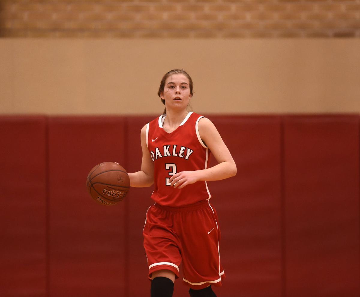 Girls Basketball - Valley Vs. Oakley