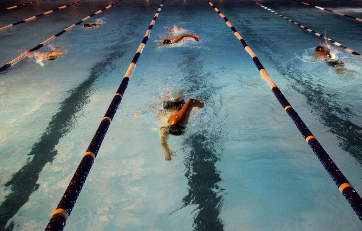 Canyon Ridge Swim Practice