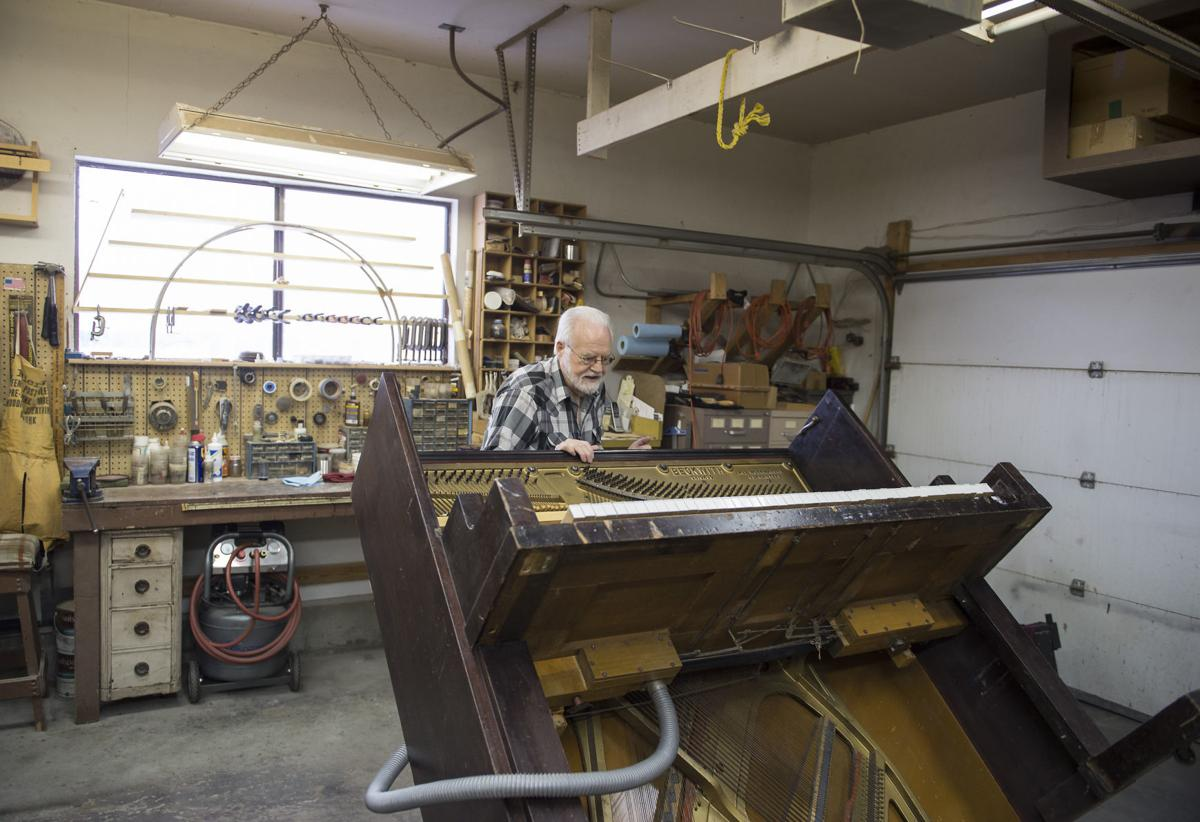 Piano repair