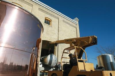 Train Creek calls it quits, sells brewing equipment