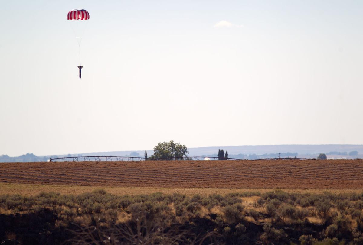 Evel Spirit flies high