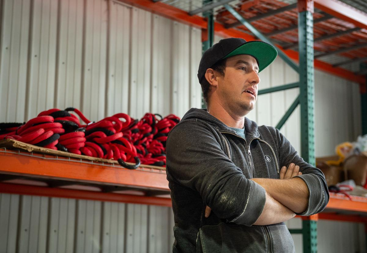 Pulling for growth, Yankum Ropes expanding in Burley