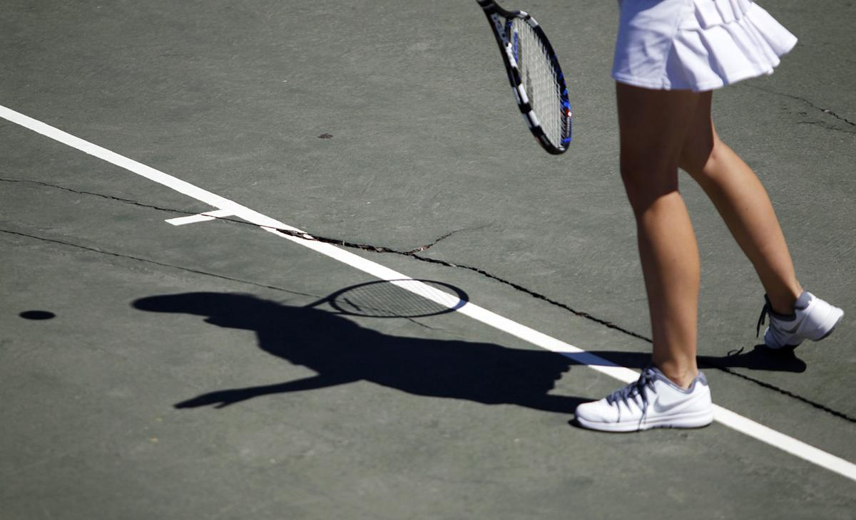 Salmon Park tennis courts in need of repair