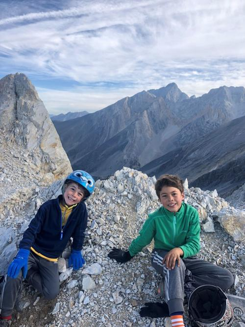 Climbers 1