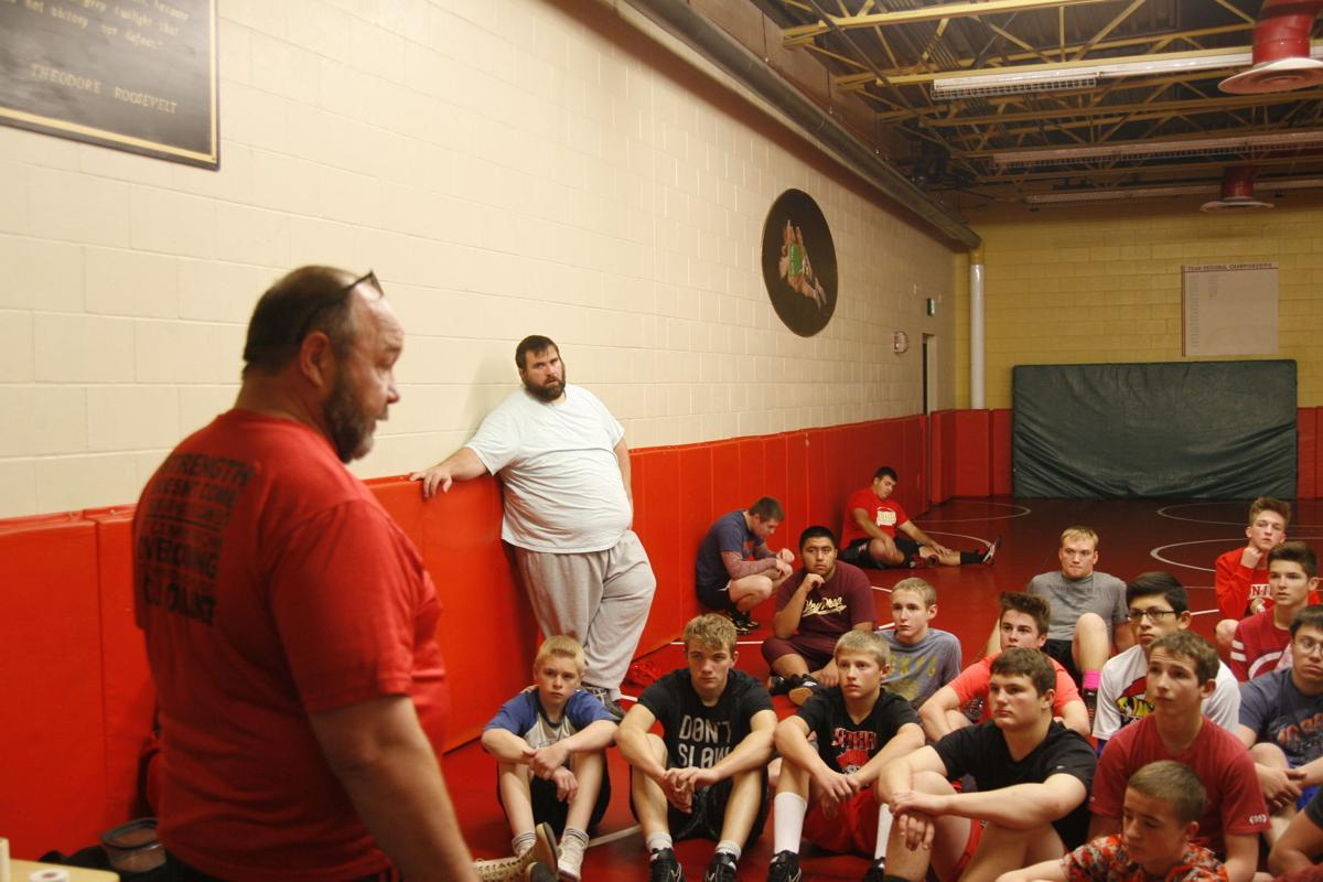 Wrestling Coach Brad Cooper Returns to Minico After 5-Year Absence