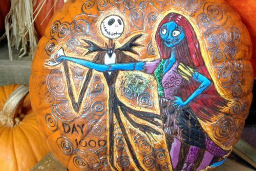 14 the nightmare before christmas party ideas