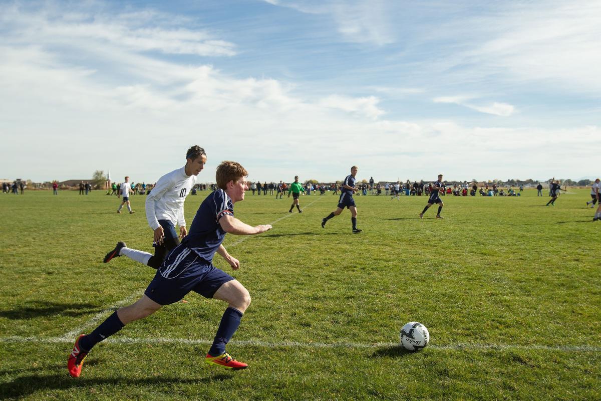 Boys Soccer - Bonners Ferry Vs. Community School