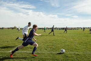 Gallery: Boys Soccer - Bonners Ferry Vs. Community School