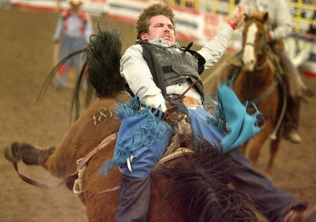 College Of Southern Idaho Rodeo Ranked Number One In