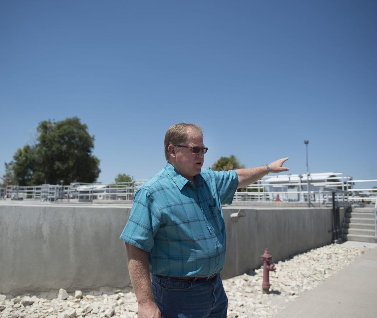Heyburn Wastewater Treatment Facility