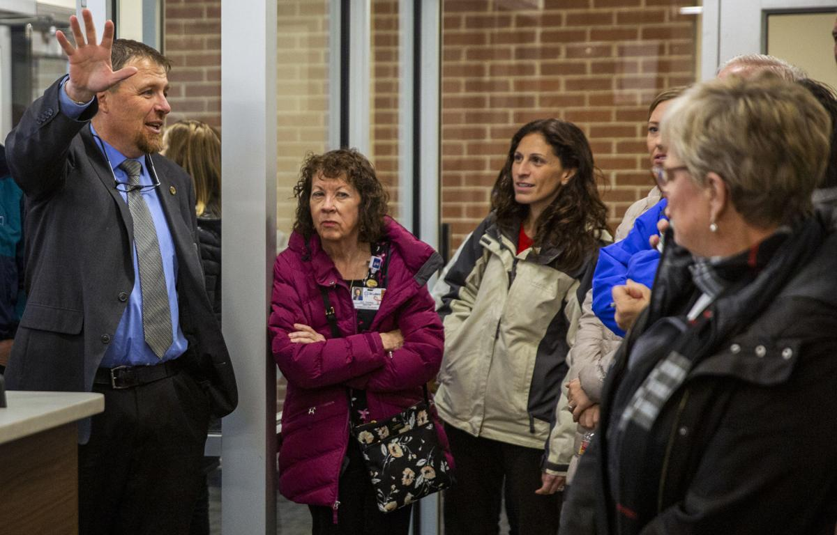 Twin Falls School Legislative Tour