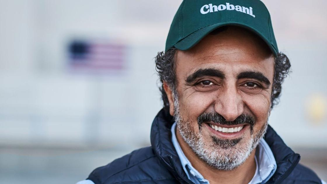 Chobani founder receives Business for Peace award