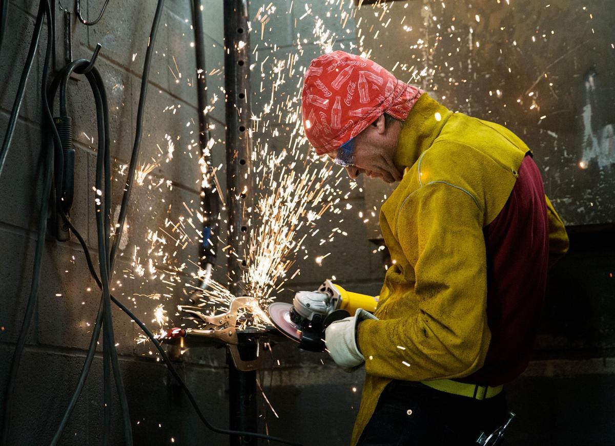 CSI welding class