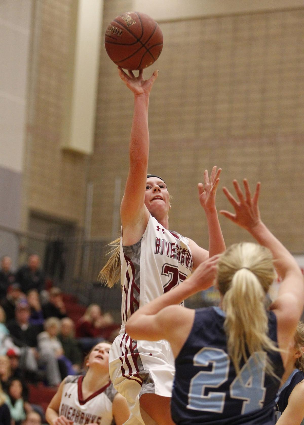 Girls Basketball - Twin Falls Vs. Canyon Ridge
