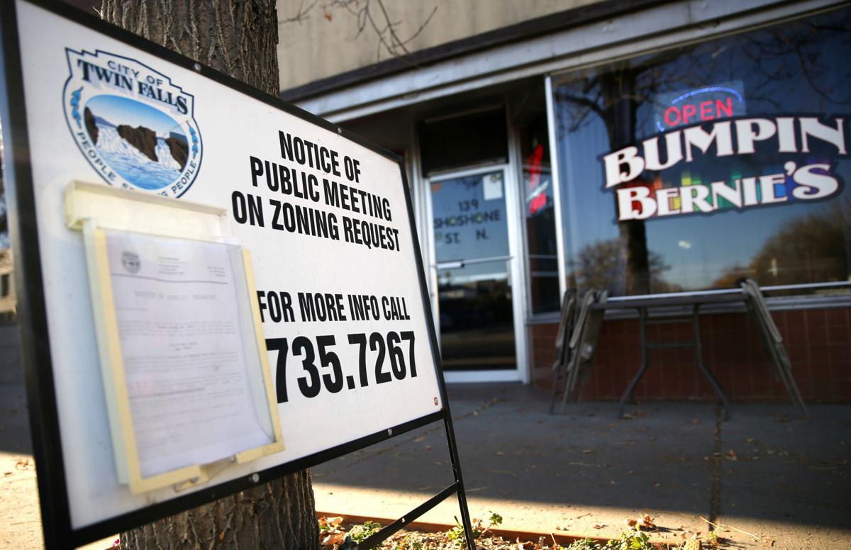 Bumpin Bernie's public hearing