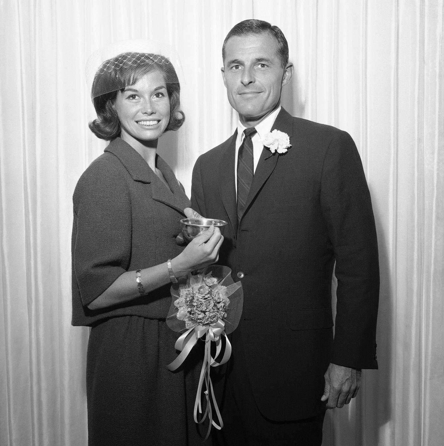 Mary Tyler Moore Mini Dress