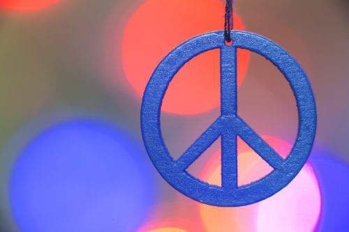 This Is The Origin Of The Peace Symbol Simplemost Magicvalley