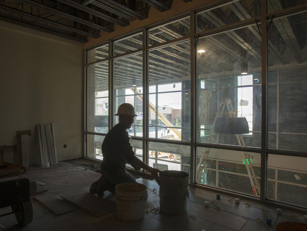 City Hall construction update