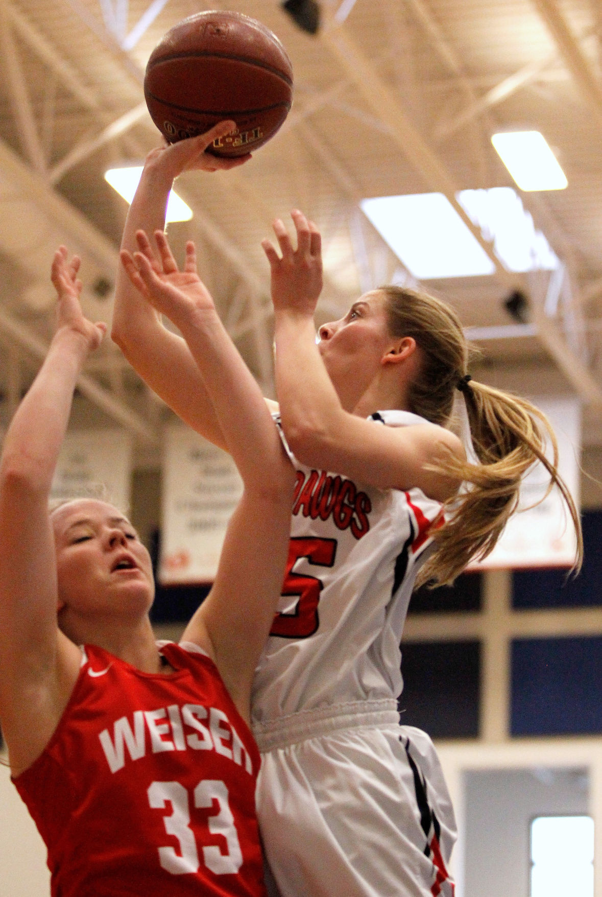 State Championship Basketball - Kimberly Vs. Weiser