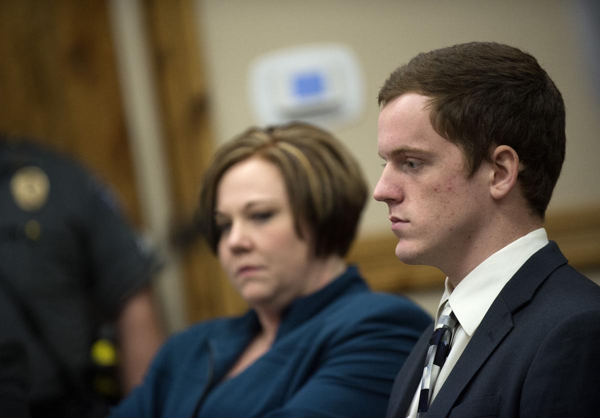 John R.K Howard Sentencing