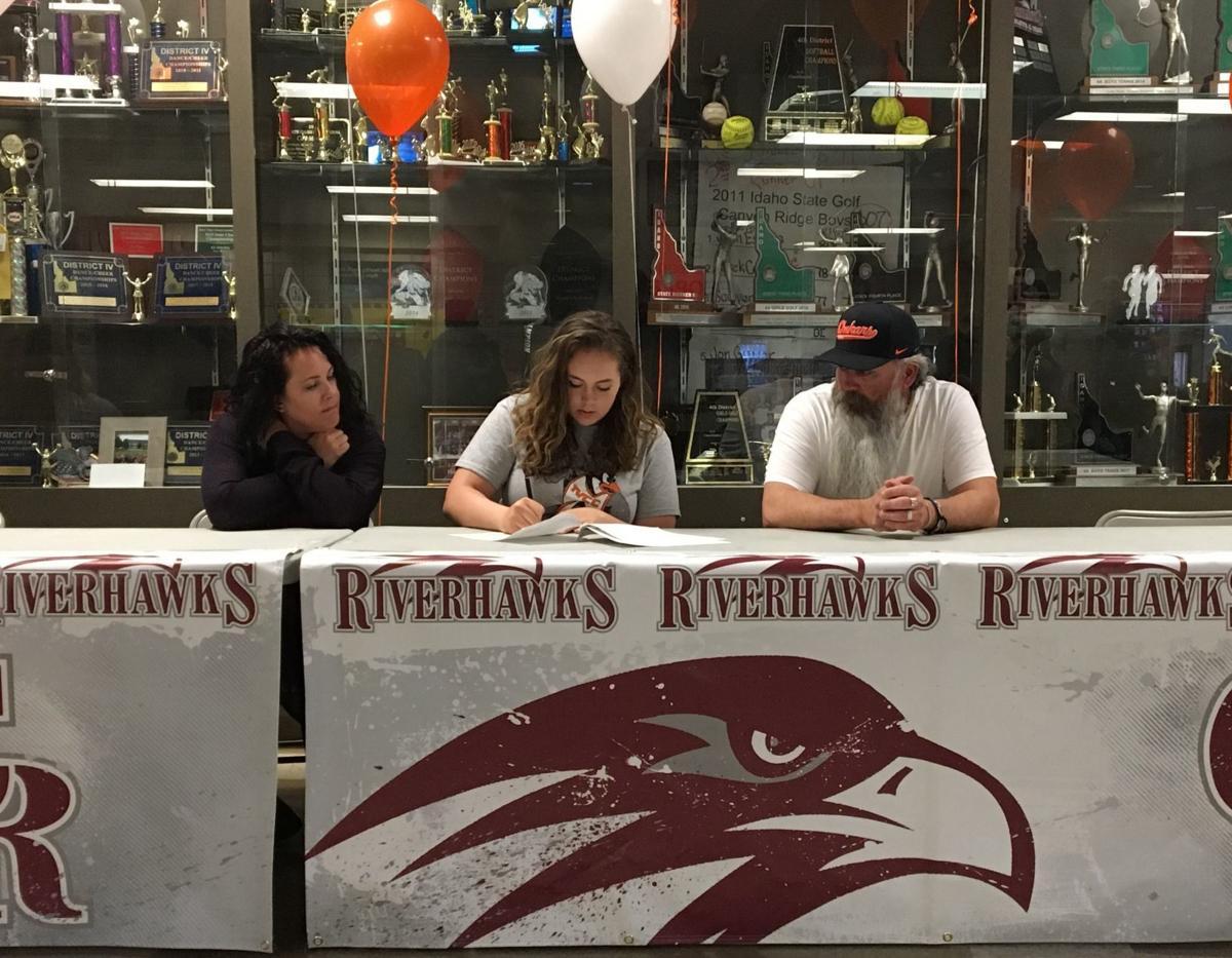 Kennedy Sorenson signing