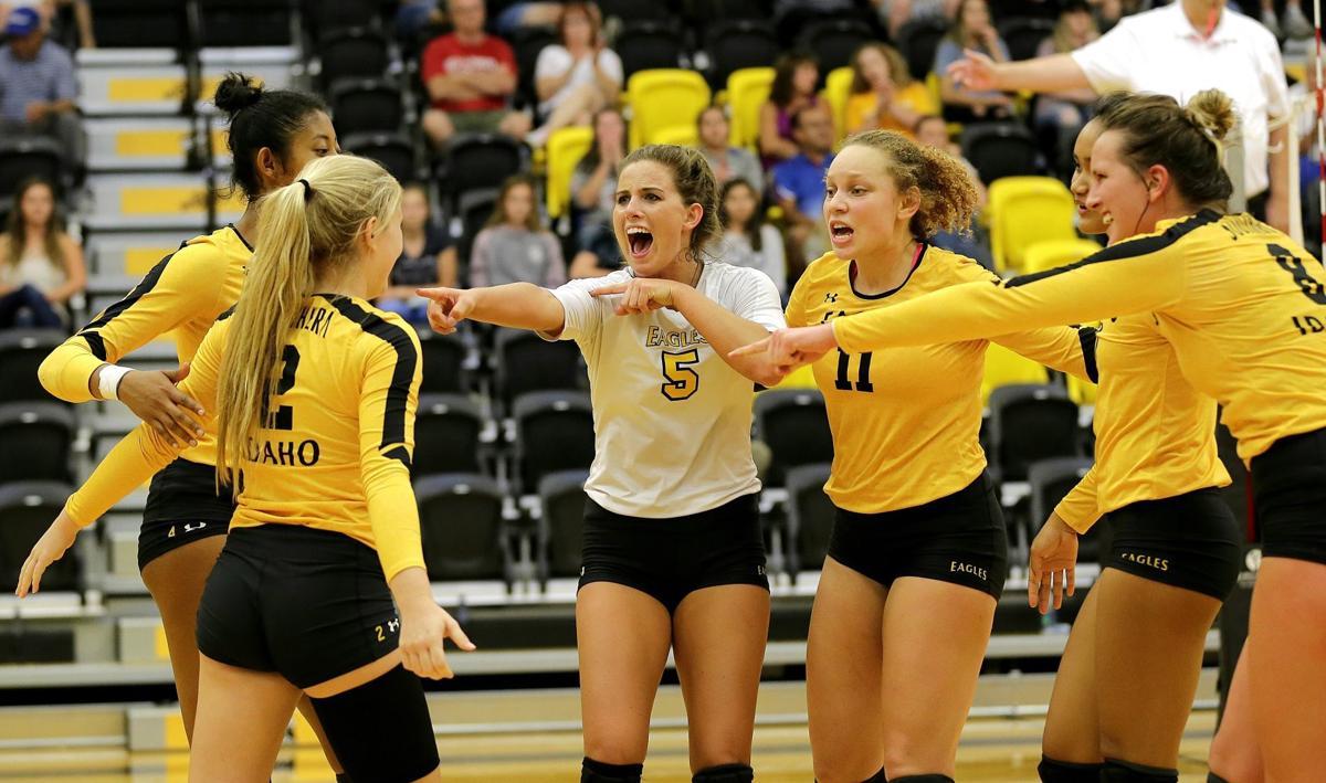 CSI volleyball vs. Hutchinson CC