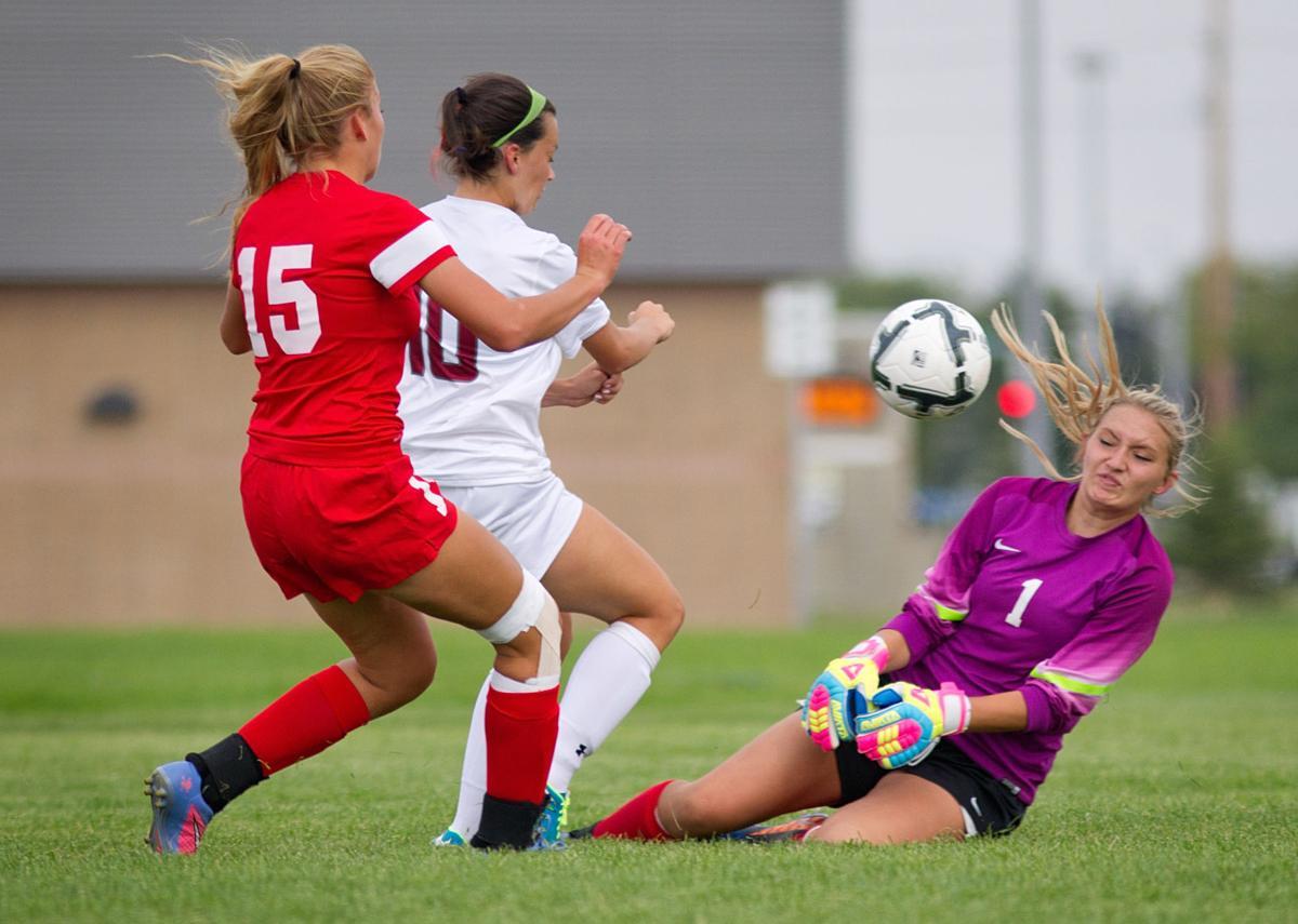 Canyon Ridge vs. Madison girls soccer