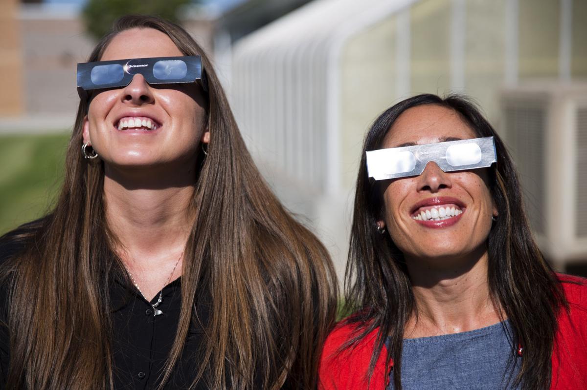 Eclipse school preperations