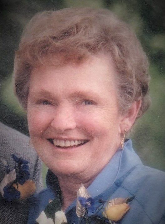 Obituary: Jean Thompson Maxwell