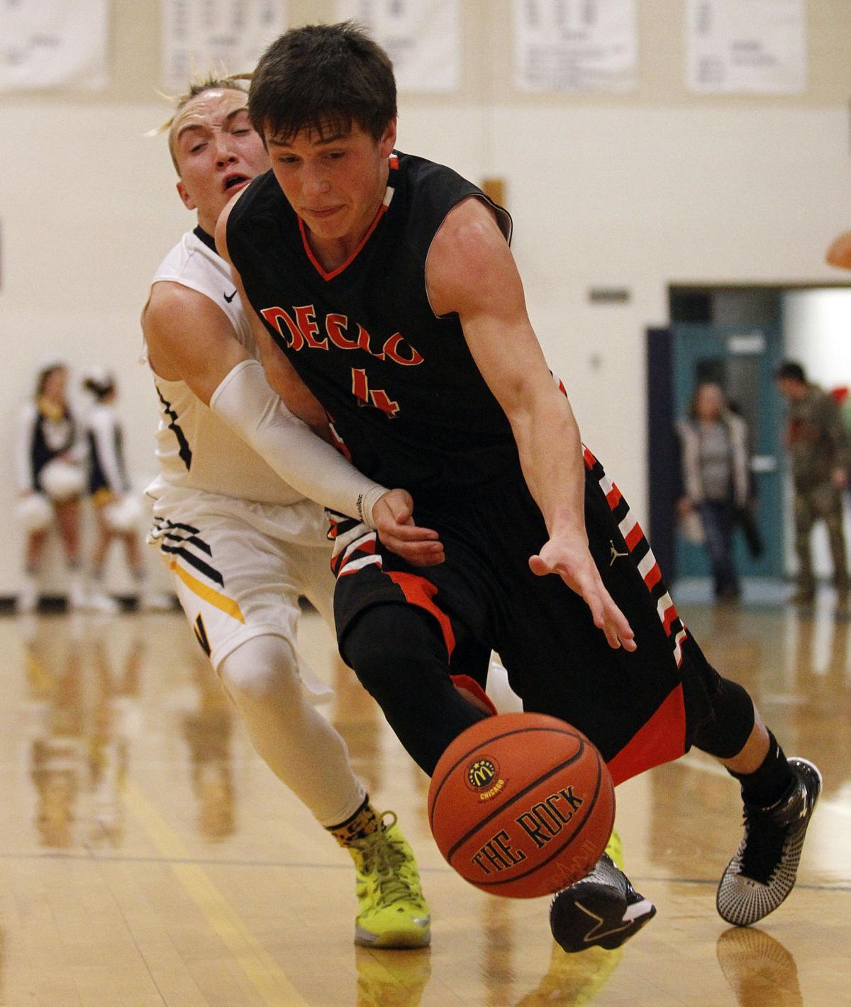 Boys Basketball - Declo Vs. Wendell