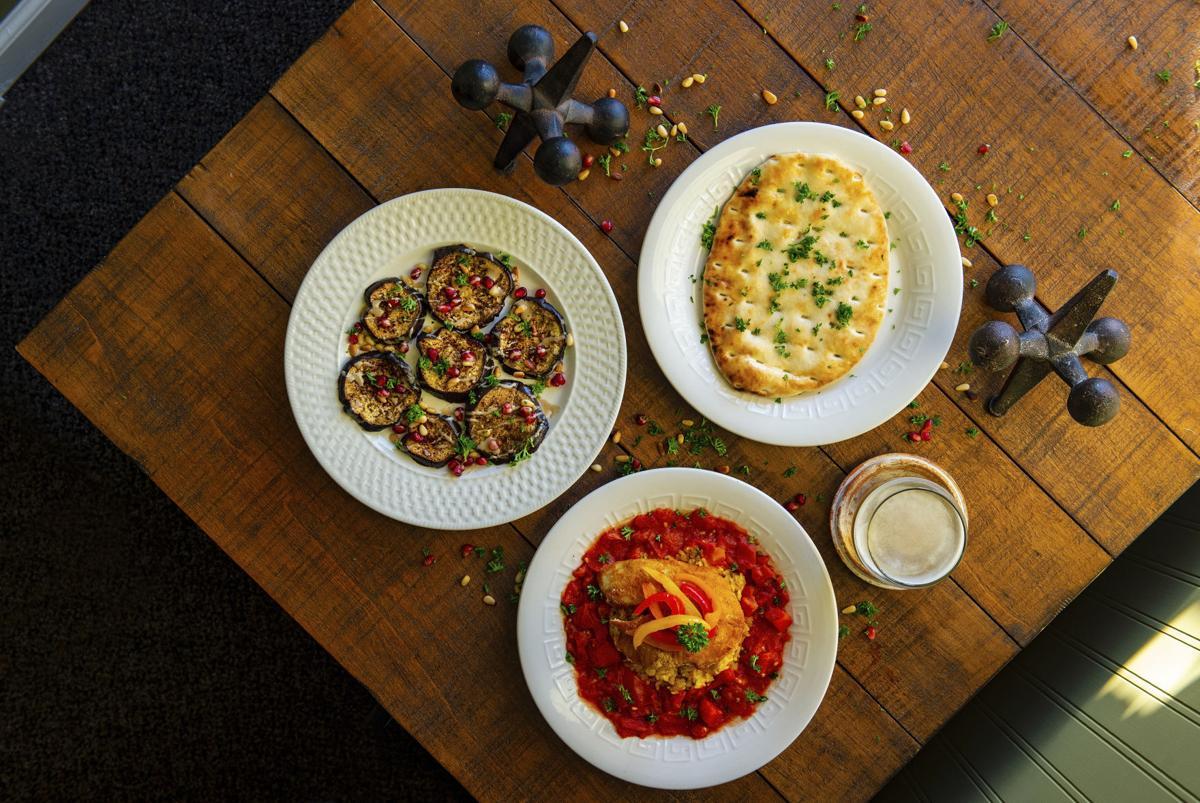 Cooking culturally: Iran - Persian fish and rice
