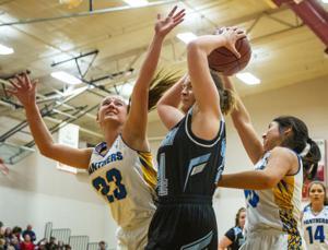 PHOTOS: Carey vs Dietrich girls basketball