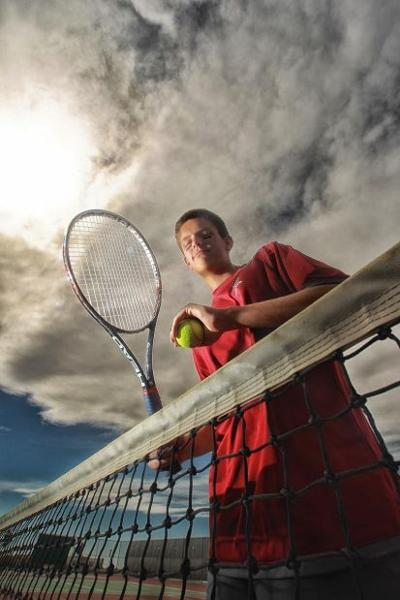 Tennis Athlete of the Year: Cole Hunt