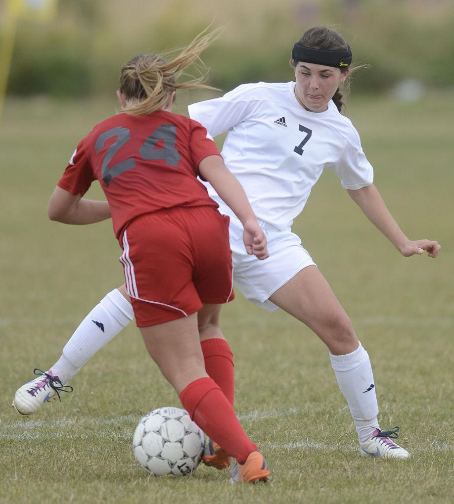 Girls Soccer State Championships - Community School Vs. Shelley