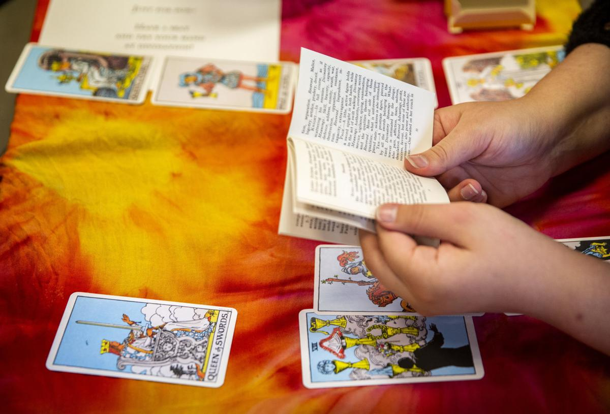 Forseen Solutions: Psychics strive to be taken seriously