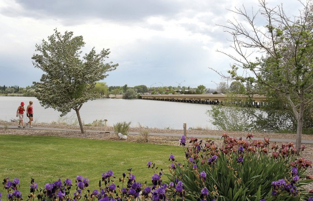 Burley, Heyburn working separately toward linked Snake River walking paths