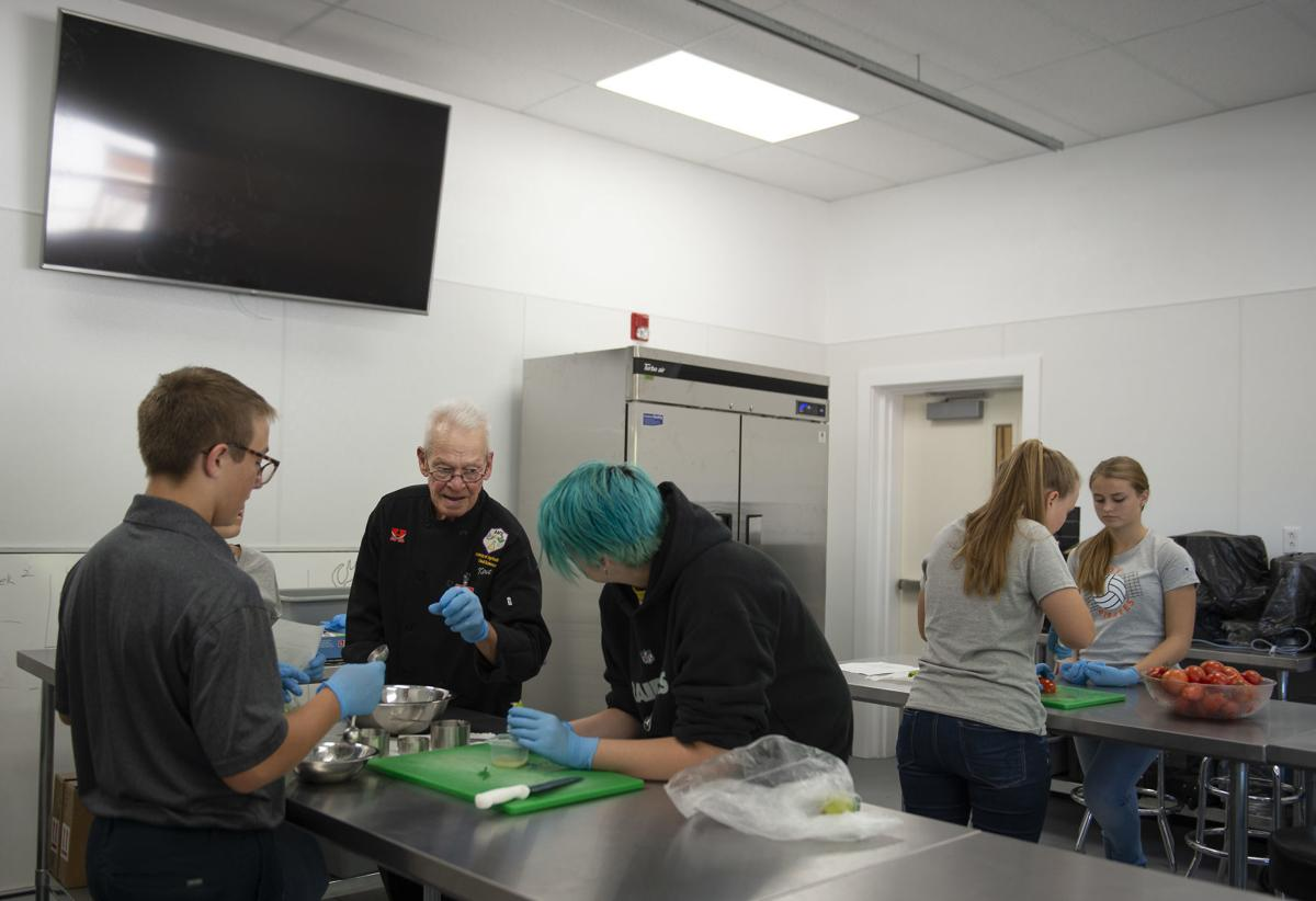 Hagerman HS combines Ag with Food Science