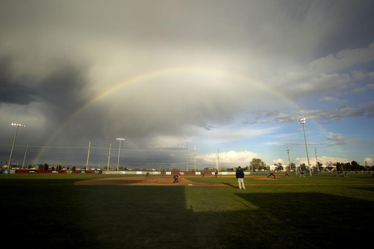 Baseball - Twin Falls Vs. Canyon Ridge