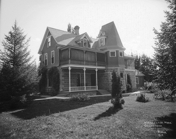 The Worthington House